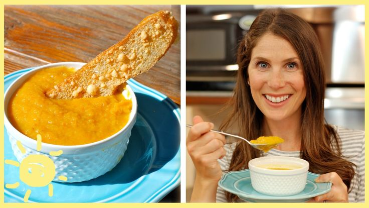 MEG | Roasted Butternut Squash Soup Recipe | What's Up Moms!