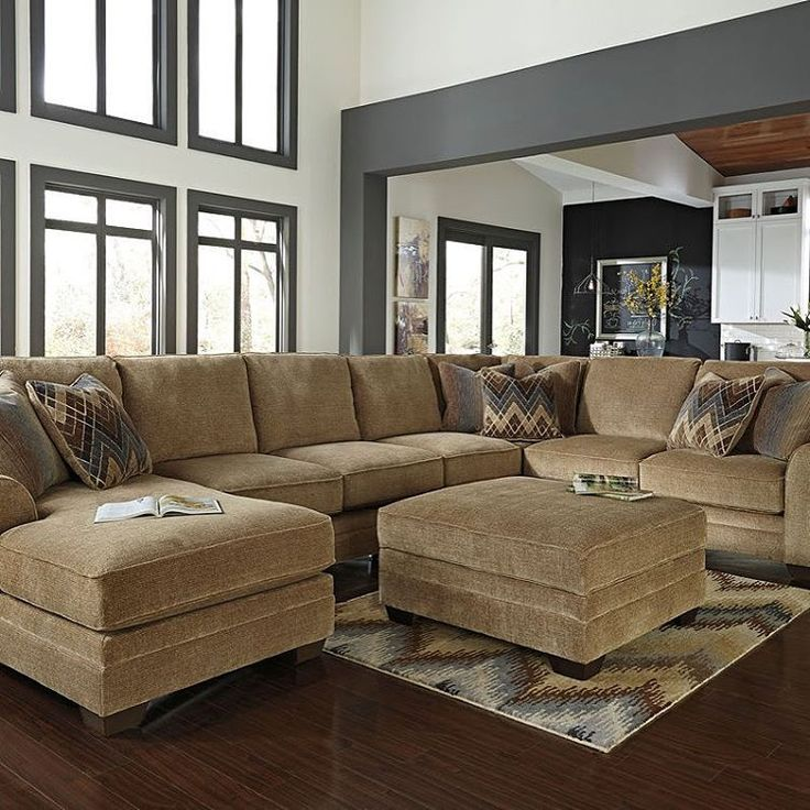 That Furniture Outlet - Minnesota's #1 Furniture Outlet. We have exceptionally low everyday prices in a very relaxed shopping atmosphere. Ashley Lonsdale 3 Piece Sectional with Ottoman thatfurnitureoutlet.com #thatfurnitureoutlet  #thatfurniture  High Quality. Terrific Selection. Exceptional Prices.