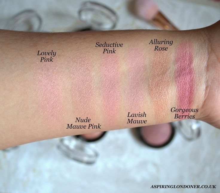 Max Factor Creme Puff Blush Review+Swatches - Aspiring Londoner
