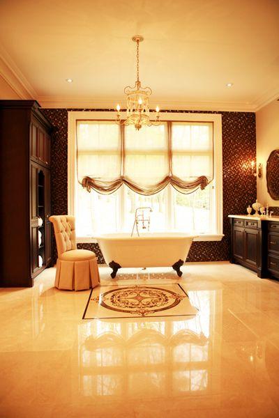 Richmond Hill Interior Designer. King City Master Bathroom