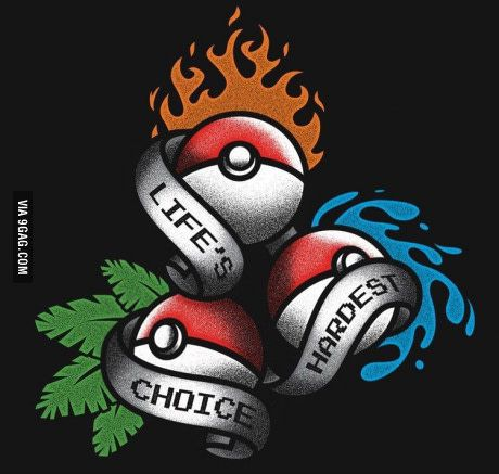 My hardest choice in video games, what was yours?