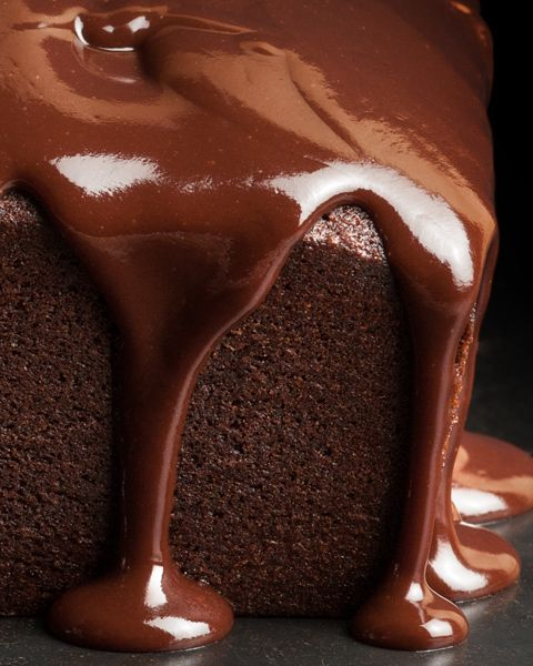 Chocolate Pound Cake Recipe - CHOW