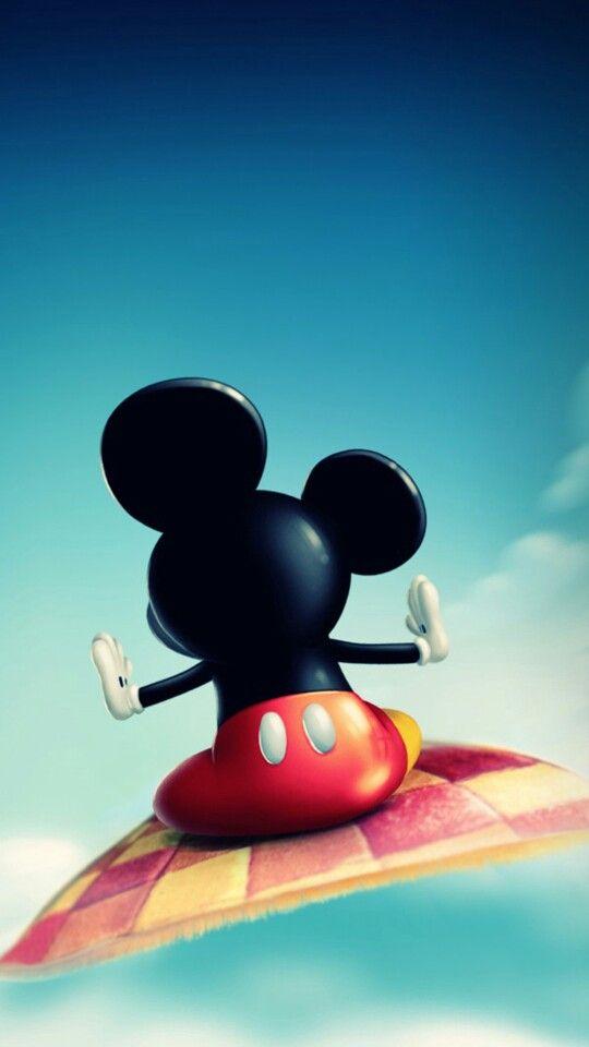 Michey Fondo de mickey mouse, Papel de pared disney