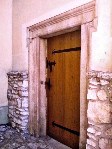 drzwi na chór