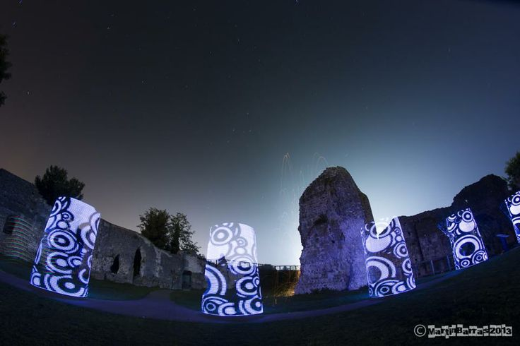 Mart Barras - Light Painting - The CAN CAN - Canon EOS 550D - 4/09/2013