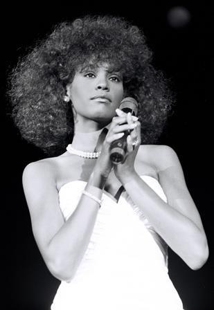 Whitney Elizabeth Houston (August 9, 1963 – February 11, 2012)