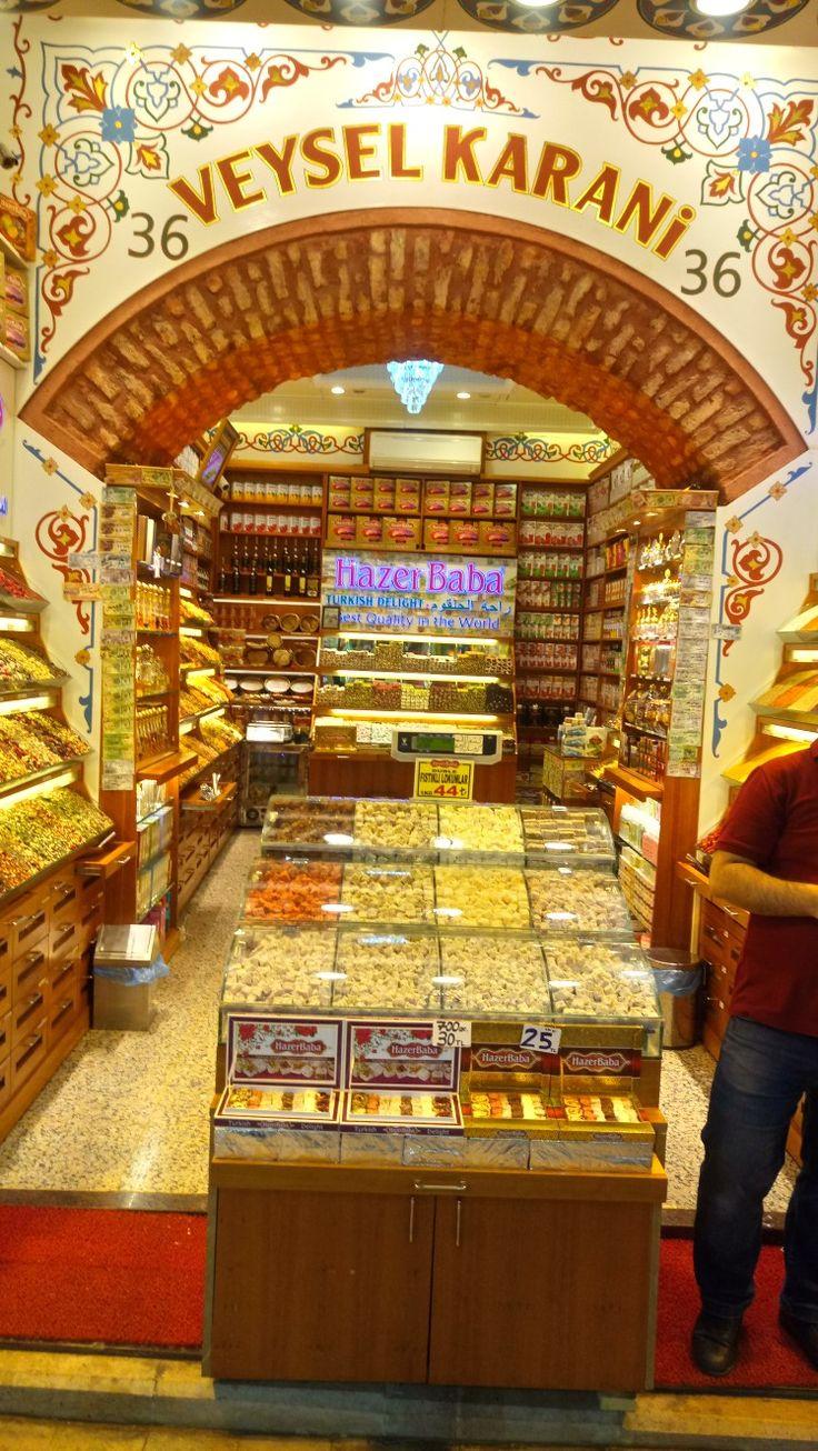 Mısır Çarşısı Eminönü İSTANBUL photo by M. Fatih Karacadağ