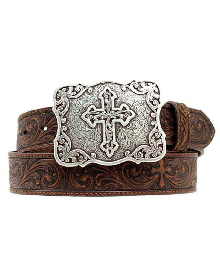 Nocona Belt Co. | Women's Cross Belt | Country Outfitter