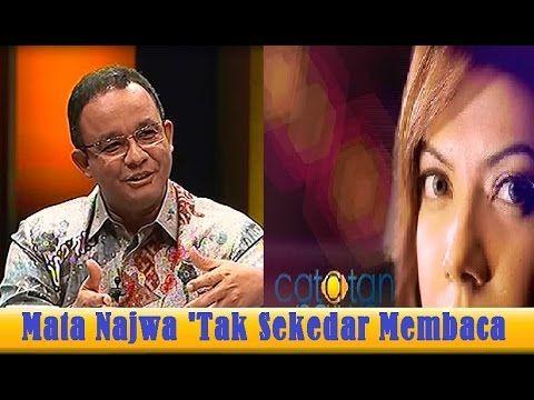 Mata Najwa Terbaru 11 Mei 2016 - Mata Najwa Tak Sekedar Membaca