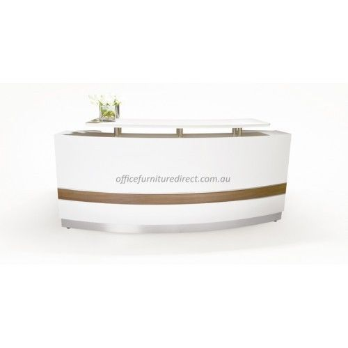Conservatory Reception Counter Office Desk with Hob Top