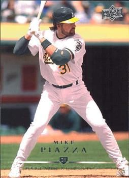 2008 Upper Deck #26 Mike Piazza Front