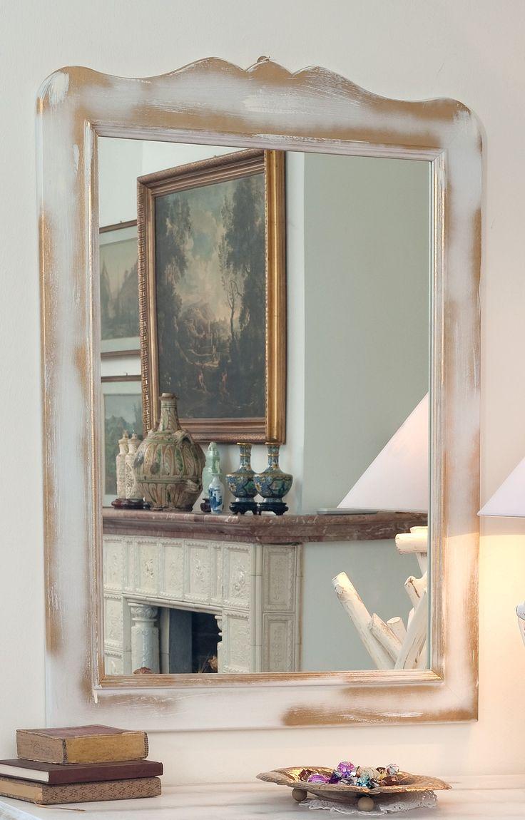 oltre 25 fantastiche idee su specchio shabby chic su pinterest portico shabby chic shabby. Black Bedroom Furniture Sets. Home Design Ideas