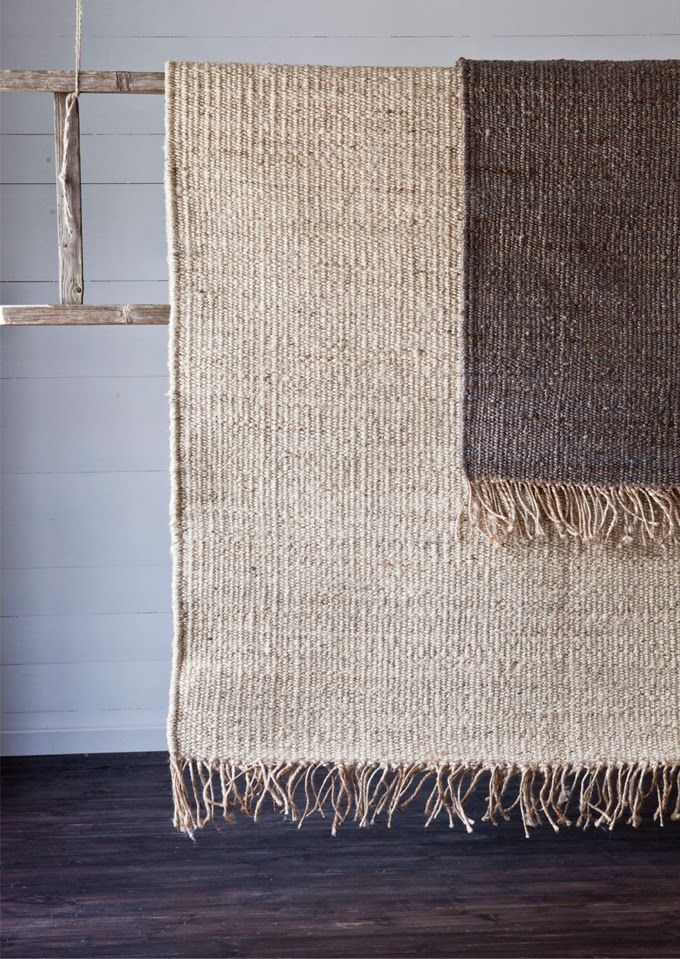 simplicity - rugs , natural colors. STIL INSPIRATION