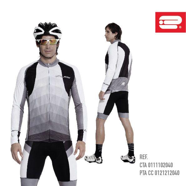 Uniforme ciclismo REFERENCIA CTA 0111102040-PTA CC 0121212040