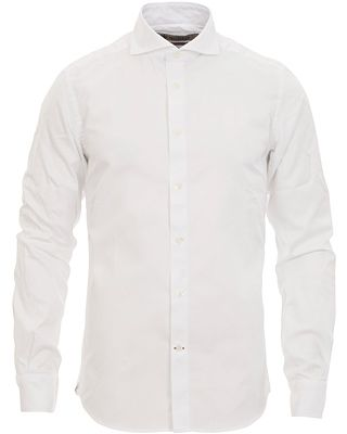 Morris Heritage Bond Cut Away Shirt White