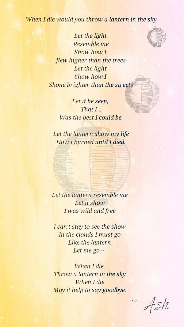 When I die. by Ashattack42