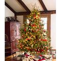 Christmas Tree Decorating Ideas - Scandinavian Christmas Decorations - Good Housekeeping