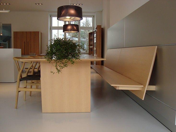 Esstische Tisch C3 in Eiche Bulthaup C3: bulthaup-Möbel von Küchen-Atelier Schmiedl GmbH in Darmstadt