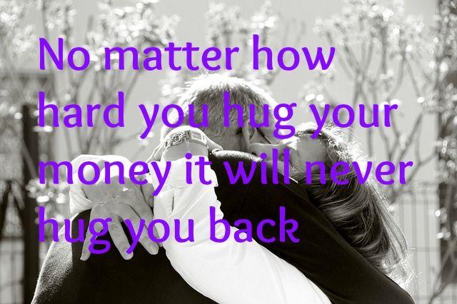 Hug quote