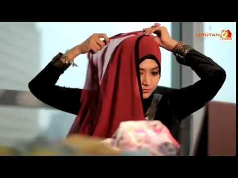 Ramadhan 2015 Tutorial Hijab Pashamina Untuk Pesta (Terbaru)