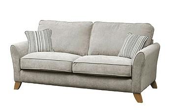 Jasmine Sofa Oak Furnitureland Living Room Furniture Pinterest Fabric And Armchairs