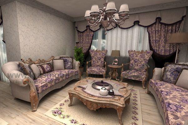 En Güzel Avangard Salon Koltuk Takımları ile Zarif Salonlar | avant-garde lounge sofa
