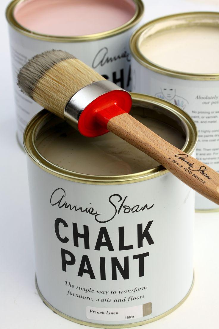 Chalk Paint™ effektmaling af Annie Sloan