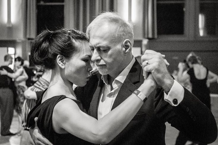 Tango Beginner Course in Sarnen - January to March 2018 - Oliver Krstic