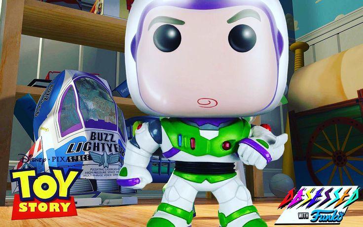 Happy 64th birthday pixar toystory buzzlightyear