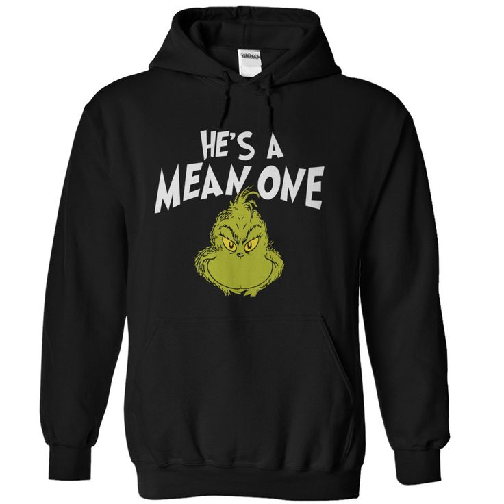 He really is a mean one! He's as cuddly as a cactus and as charming as an eel, that Mr. Grinch. Now you can show off your love for the Grinch this Christmas with this fantastic design. Perhaps you kno