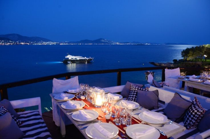 ISLAND club restaurant #Varkiza #AthensCoast #Greece