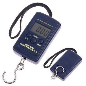 20g-40Kg Digital Hanging Balance Pocket Weight Scales NEW for sale
