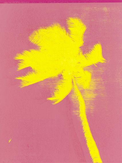 Kate Gibb Silkscreen Print for Dries Van Noten