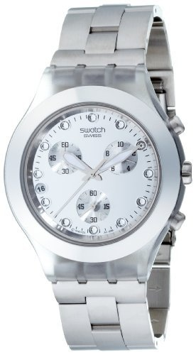 Swatch Diaphane Chronograph Blooded Silver Mens Watch SVCK4038G: http://www.amazon.com/Swatch-Diaphane-Chronograph-Blooded-SVCK4038G/dp/B000UL5YCS/?tag=ilikethis1-20