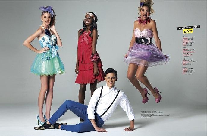 Ice Model Management: Kim De Vries Portfolio - Seventeen Magazine Final