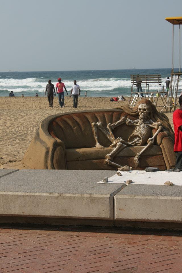 Durban North Beach