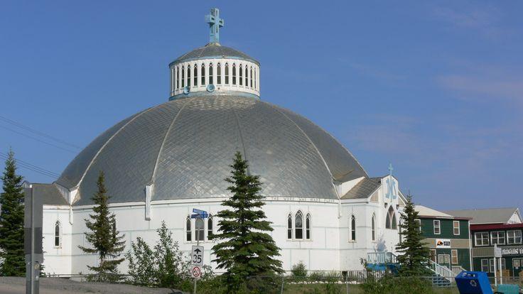 Inuvik-Igloo Church