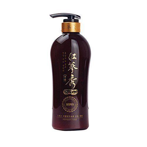 [ Somang ] Korea Herbal 6years-old Red Ginseng Extract Shampoo 730ml  #SOMANG