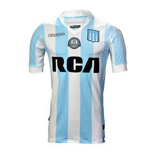 Argentina Racing Jersey 2017/18 Home Soccer Shirt