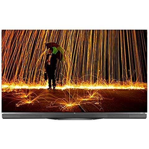 Deal des Tages LG OLED55E6D 139 cm (55 Zoll) OLED Fernseher (Ultra HD, Dual Triple Tuner, Smart TV, 3D plus)