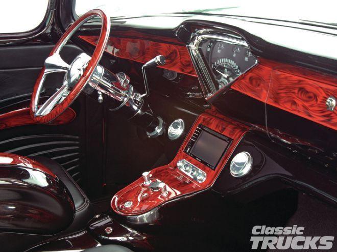 1959 Chevy Apache Dash