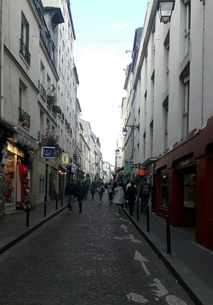 Rue Muffetard