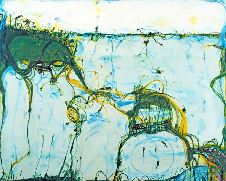 John Olsen, Wetlands