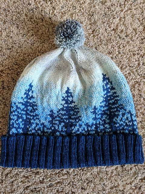 Alaska Pattern By Camille Descoteaux Hat Knitting