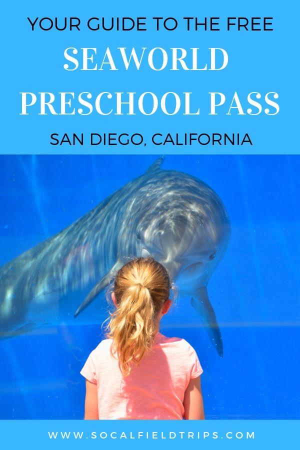Free Seaworld San Diego Preschool Fun Card Seaworld San Diego Visit San Diego Sea World