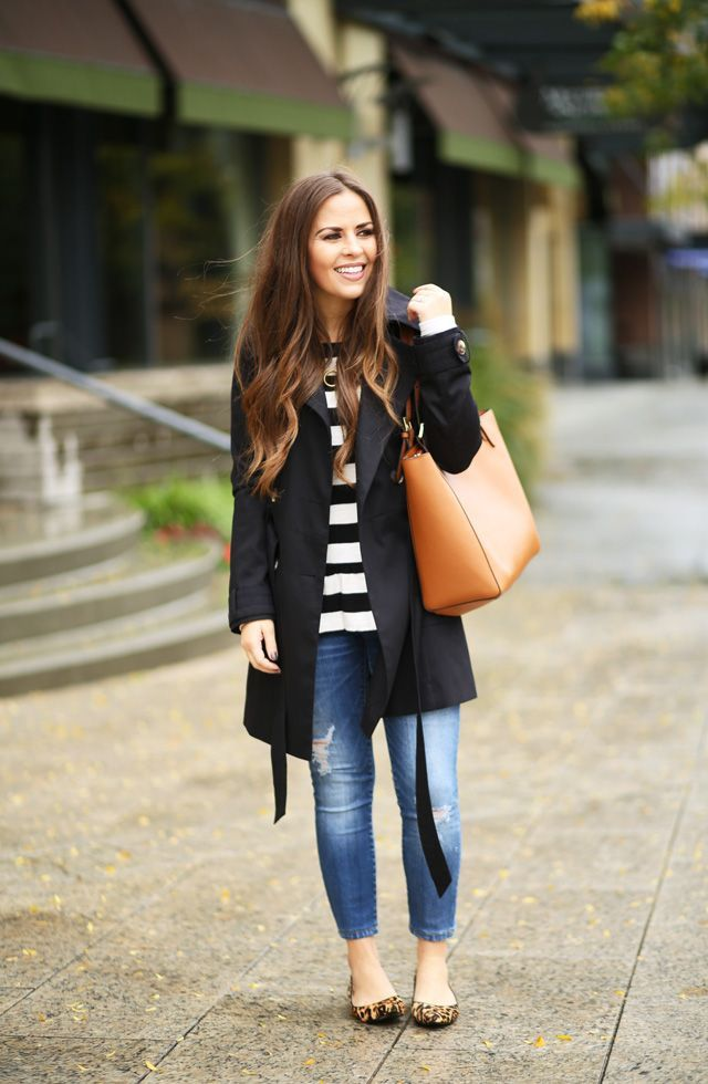 Coat Outfits Fashion Trench Coats, All Black Trench Coat Outfit