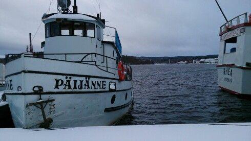 Magnificent lake Päijänne comes to middle of Jyväskylä city.