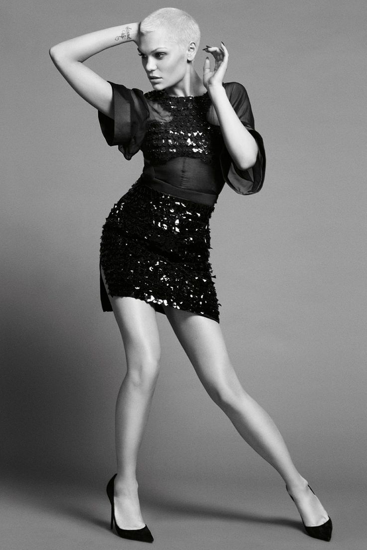 Jessie J for Marie Clare