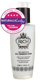 rich argan enchanted curl cream - Google Search