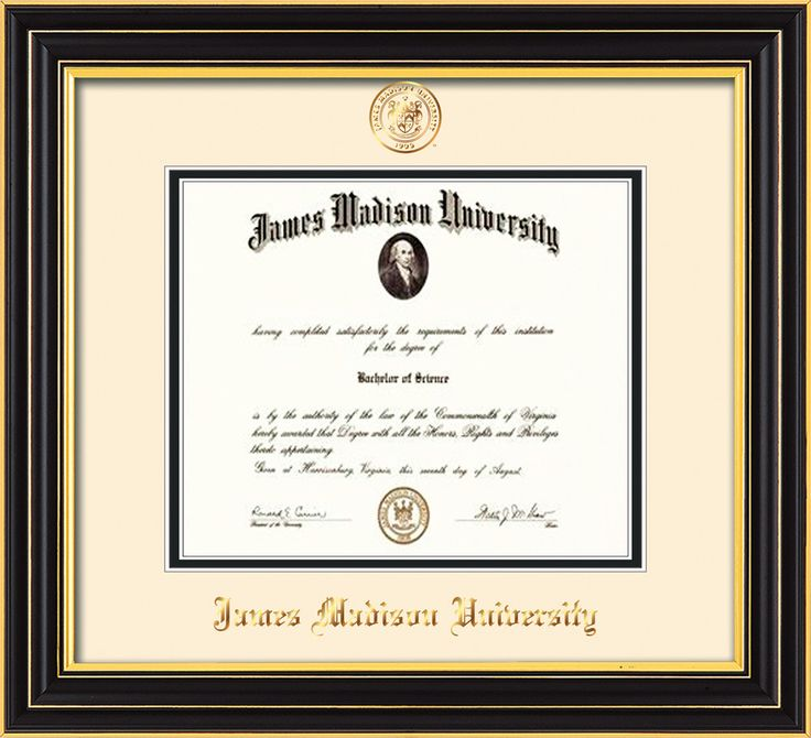 56 best James Madison University - JMU - Diploma Frames & Graduation ...